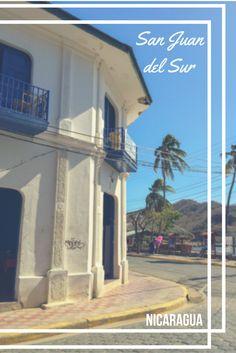 Juste en face de la place, propre et pas cher, on a trouvé le meilleur endroit où dormir à San Juan del Sur.