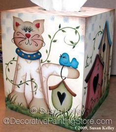 Cat and House ePacket - Susan Kelley - PDF DOWNLOAD #SusanKelley…