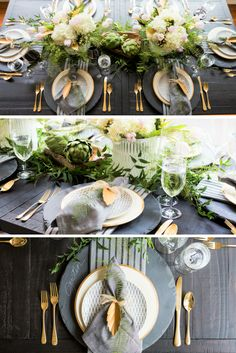 Spring Table Top Design
