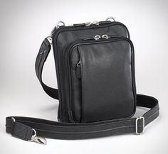 GTM-0099 Concealed Carry Raven Shoulder Pouch. Available in Black or Red