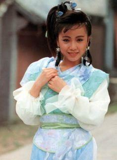 Sheren Tang Sui Man as Ting Tong (Hap Hak Hang or Ode to Gallantry 1989)