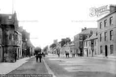Bridport, South Street 1897, from Francis Frith
