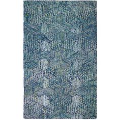 Found it at AllModern - Twilight Mineral Blue Area Rug
