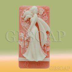 Zodiac Leo Fairy handmade soap by egbhouse on Etsy, $7.50