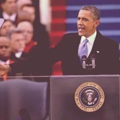 Obama Inauguration No. 2