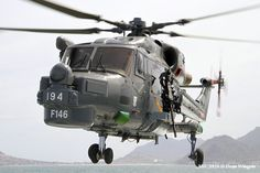 Super Lynx Mk64 of the South African Air Force