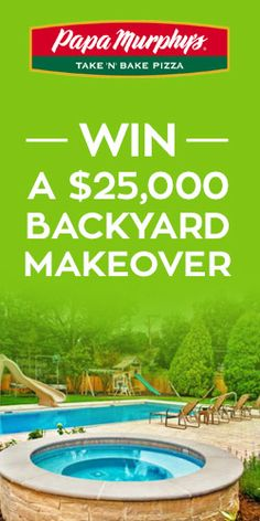 Natures own big green sweepstakes