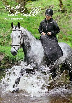 Bit on the Saddle 2014 Catalogue -need a place for this other than facebook