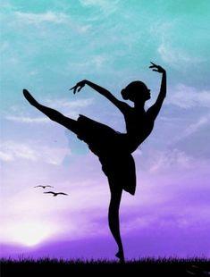 Details about Photo Mock Up Silhouette Sunset Ballet Dancer Art Print Poster - kunst Ballerina Kunst, Ballerina Painting, Ballerina Project, Ballet Drawings, Dancing Drawings, Oil Pastel Drawings, Oil Pastel Art, Ballet Art, Ballet Dancers