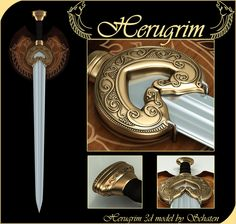 Herugrim Showcase2 by schaten on DeviantArt