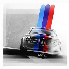 BMW M Classic Mod on Behance