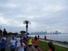 San Diego Half Marathon 8/24/2011