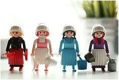 Mujeres divinas #playmobil