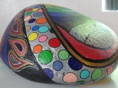 Slumgullion OOAK main peint Rock