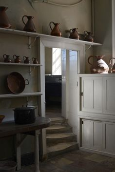Cottage pantry