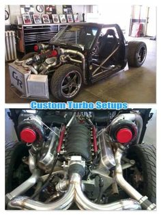 Standing mile S10. 6.2 twin turbo