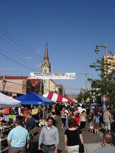Brady Street Festival-Milwaukee