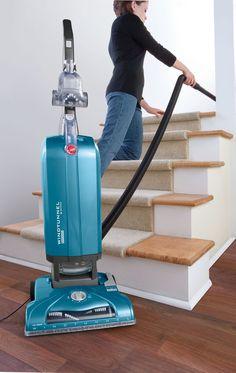 Hoover T-Series WindTunnel Bagged Corded Upright Vacuum Blue Hepa Vacuum, Car Vacuum, Vacuum Bags, Handheld Vacuum, Hoover Windtunnel, Power Hand Tools, Floor Care, Types Of Flooring