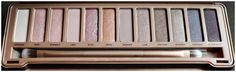 Naked 3 Palette Urban Decay – review e Swatches