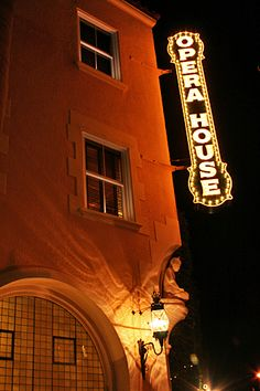 We love the Sarasota Opera House! Such a downtown staple.