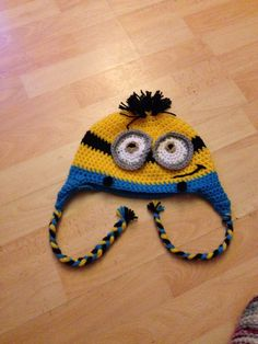 Adult minion with ties