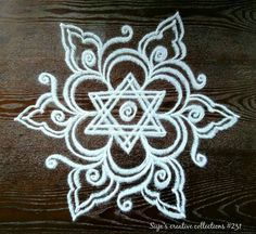Rangoli Kolam Designs on Happy Shappy in Here you can find the most beautiful & Simple design, photos, images, free hand and more in Small & Large design Ideas Rangoli Designs Latest, Rangoli Designs Flower, Rangoli Patterns, Rangoli Ideas, Rangoli Designs Diwali, Rangoli Designs With Dots, Kolam Rangoli, Flower Rangoli, Beautiful Rangoli Designs