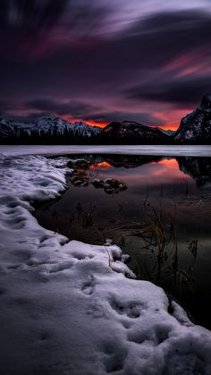 Amazing wallpapers for phone. Night Sky Wallpaper, Scenery Wallpaper, Sunset Wallpaper, Landscape Wallpaper, Mobile Wallpaper, Beautiful Nature Wallpaper, Beautiful Landscapes, Fantasy Landscape, Winter Landscape