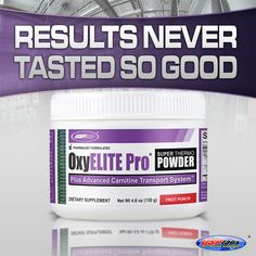 OxyELITE Pro® Super Thermo Powder™