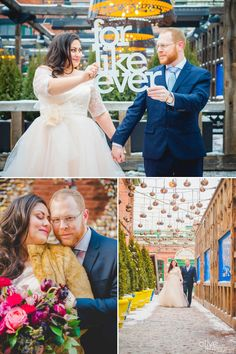 Adorable 'For like ever' sign! From KJ&Co. Too funny. Distillery District wedding | Olive Photography | www.olivephotography.ca | Toronto & GTA wedding photographer