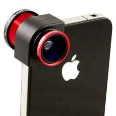 Great quality iPhone lens kit from http://olloclip.com/