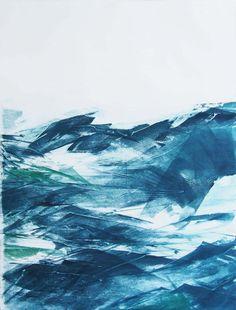 Surface de la mer - LN Le Cheviller