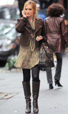 gossip girl fashion is always top notch
