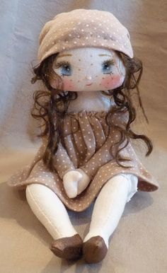 reaqlly cute dolls at this site  La ronde aux Lucioles    ...Nims...