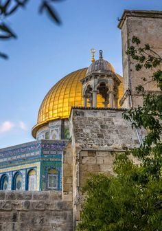 Dome of the Rock . Jerusalem