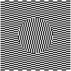 図1を見てほしい。中心に向かって反時計回りに入り込む渦巻きが見えているだろうか。 ところが、実際にこれらの曲線を指先でなぞると、すべて同心円だという事実に気が付くはずだ。これは「フレーザーの渦巻き錯視」。1908年に英国の心理学者、フレーザ…
