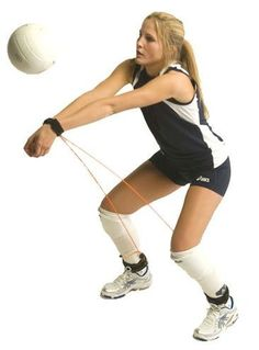 tandem volleyball pass rite, tandem volleyball, practice anywhere, practice alone, volleyball