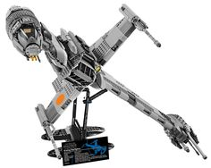 Newly announced LEGO UCS Star Wars B-Wing Starfighter (Oct 2012)