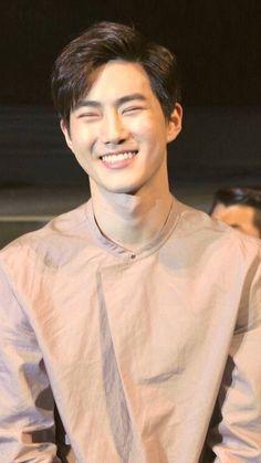 smiley sunshine | junmyeon exo