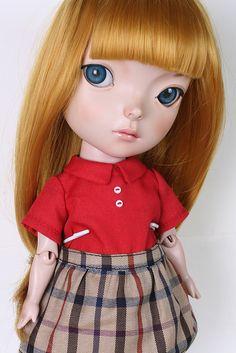 new dress by Gu M.J, via Flickr