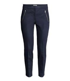 Ladies   Pants   Slim   H&M US