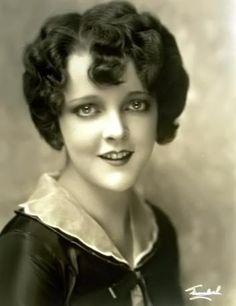 Blanche Mehaffey, silent movie star 1907-68