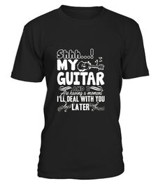 """# Guitar Shirt - Guitar Tee Shirt .  100% Printed in the U.S.A - Ship Worldwide*HOW TO ORDER?1. Select style and color2. Click """"Buy it Now""""3. Select size and quantity4. Enter shipping and billing information5. Done! Simple as that!!!Tag: guitar, Guitarist, heavy metal, hard rock, the blues, or folk music, electric guitar shirt, Acoustic"""
