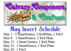 May 2016 Coupon Inse
