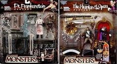 Giocattoli horror Mcfarlane monsters serie 2