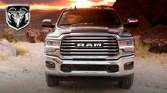 2019 Ram 2500 Longhorn Mega Cab | Driving, Interior, Exterior Truck, Exterior, Trucks, Outdoor Rooms