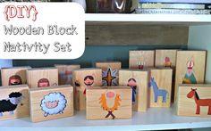 It's Our Pinteresting Life: {DIY} Nativity Set
