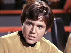 Walter Koenig...Beam me up Scotty!  He released his ashes into space recently.