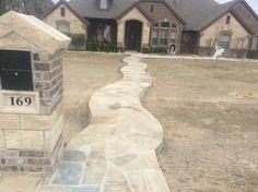 Landscaping Company, Sidewalks, Walkways, Paths, Concrete, Landscape, Garden, Outdoor, Ideas