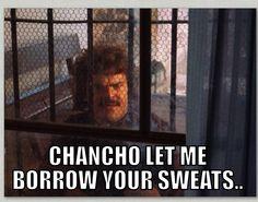 Nacho libre, Nachos an...