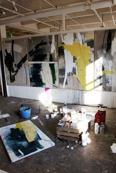 Pablo Picasso Paintings And Releasing Your Inner Picasso – Buy Abstract Art Right Atelier Photo, Atelier D Art, Abstract Expressionism, Abstract Art, Picasso Paintings, Oeuvre D'art, Art Studios, Artist At Work, Painting Inspiration